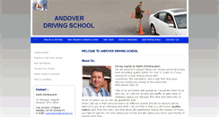 Preview of andoverdrivingschool.org